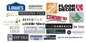 ceramic tiles retailers