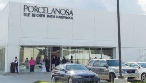 Porcelanosa showroom in US